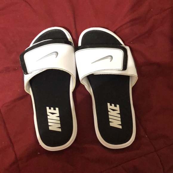 Nike Shoes | Nike Slides Memory Foam